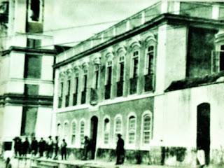 Palácio do Governo - Acervo Fotográfico do Museu de Porto Alegre
