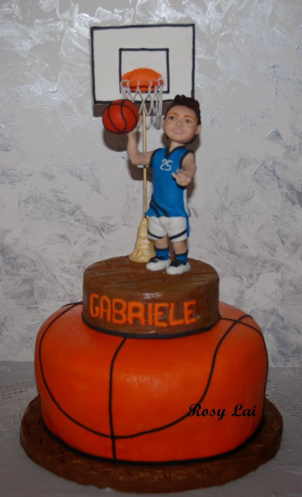 Basket Torte Le Di Rosy LaiTorta XZiOkPuT
