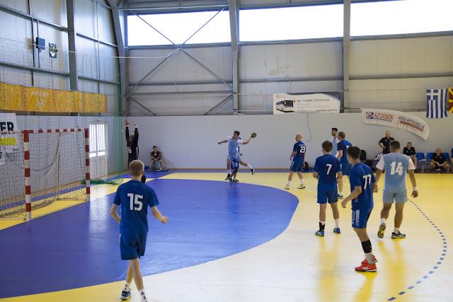 Τα φαβορί προκρίθηκαν στο  6ο Διεθνές τουρνουά Danaon Cup που διεξάγεται στην Αργολίδα