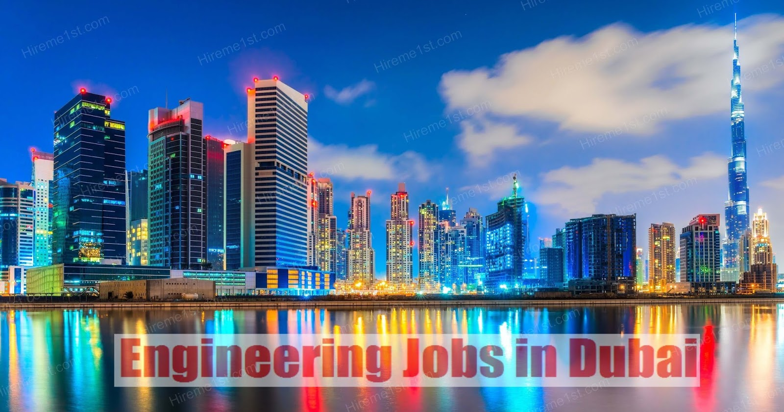 Civil Engineering Jobs in Dubai (Updated Today) - Hireme1st