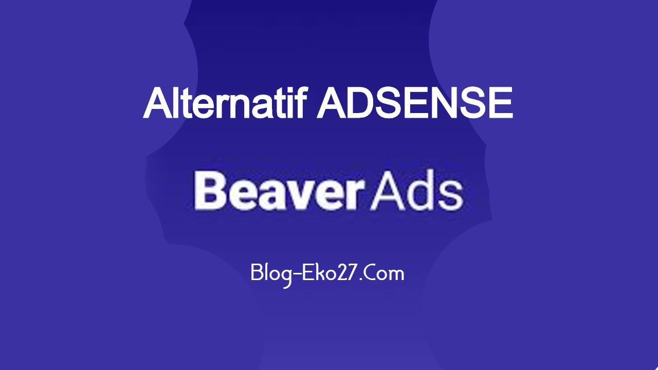 beaverads alternatif adsense