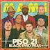 """Los imparables Piso 21 nos sorprenden con """"Mami"""", su nuevo hit al lado de Black Eyed Peas."""