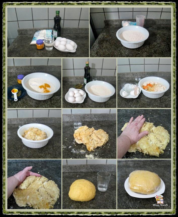 Massas básicas de macarrão 13