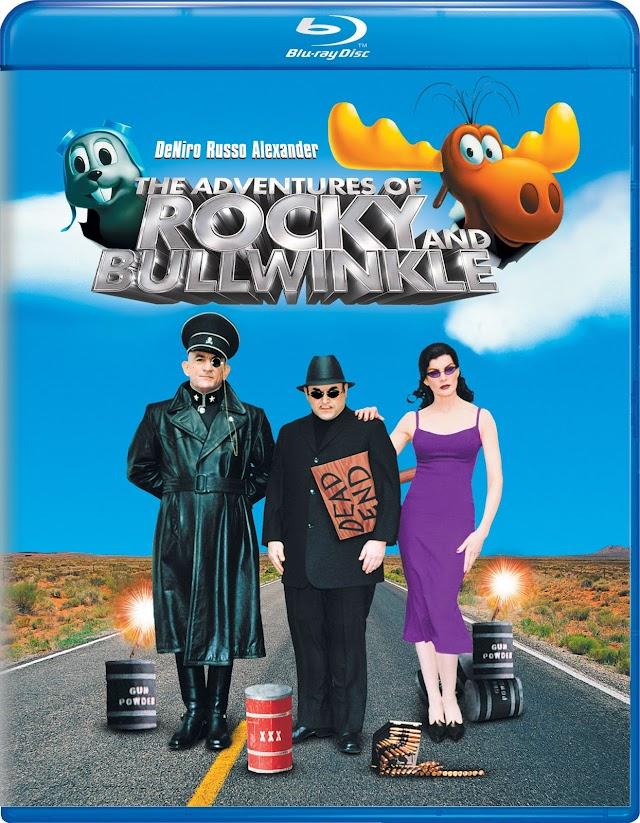 The Adventures of Rocky Bullwinkle 2000 x264 720p Esub BluRay Dual Audio English Hindi GOPI SAHI