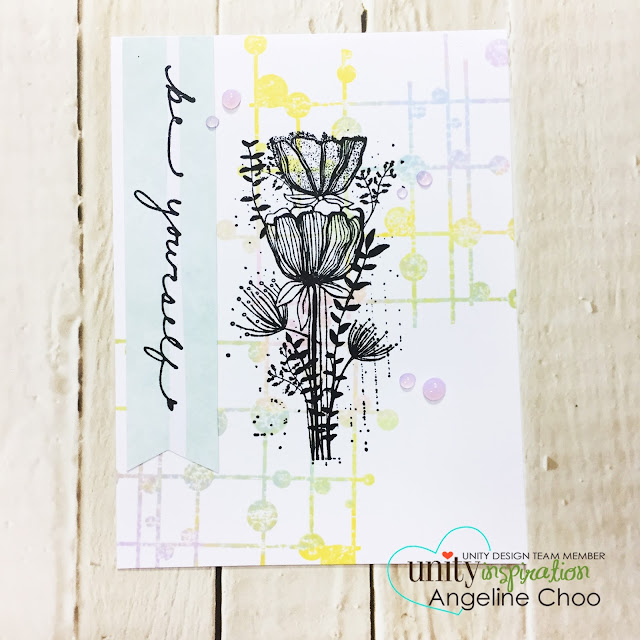 ScrappyScrappy: [NEW VIDEO] Layer of Life with Unity Stamp #scrappyscrappy #unitystampco #mixedmedia #tonicstudios #nuvojeweldrop #floral #rainbow #ombre #card #cardmaking #craft #crafting #papercraft #scrapbook #scrapbooking #youtube #quicktipvideo #video