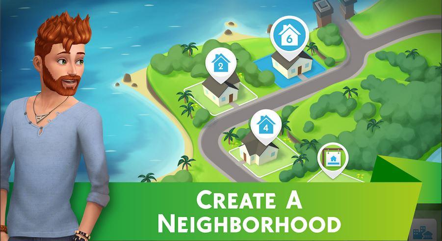 download The Sims Mobile MOD APK 17.0.2.78246 (Unlimited Money, Cash/Simoleons) 1