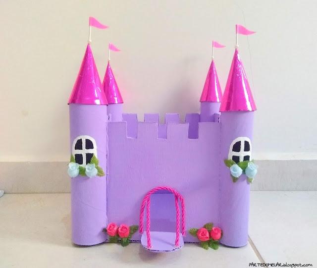 castelo papelao