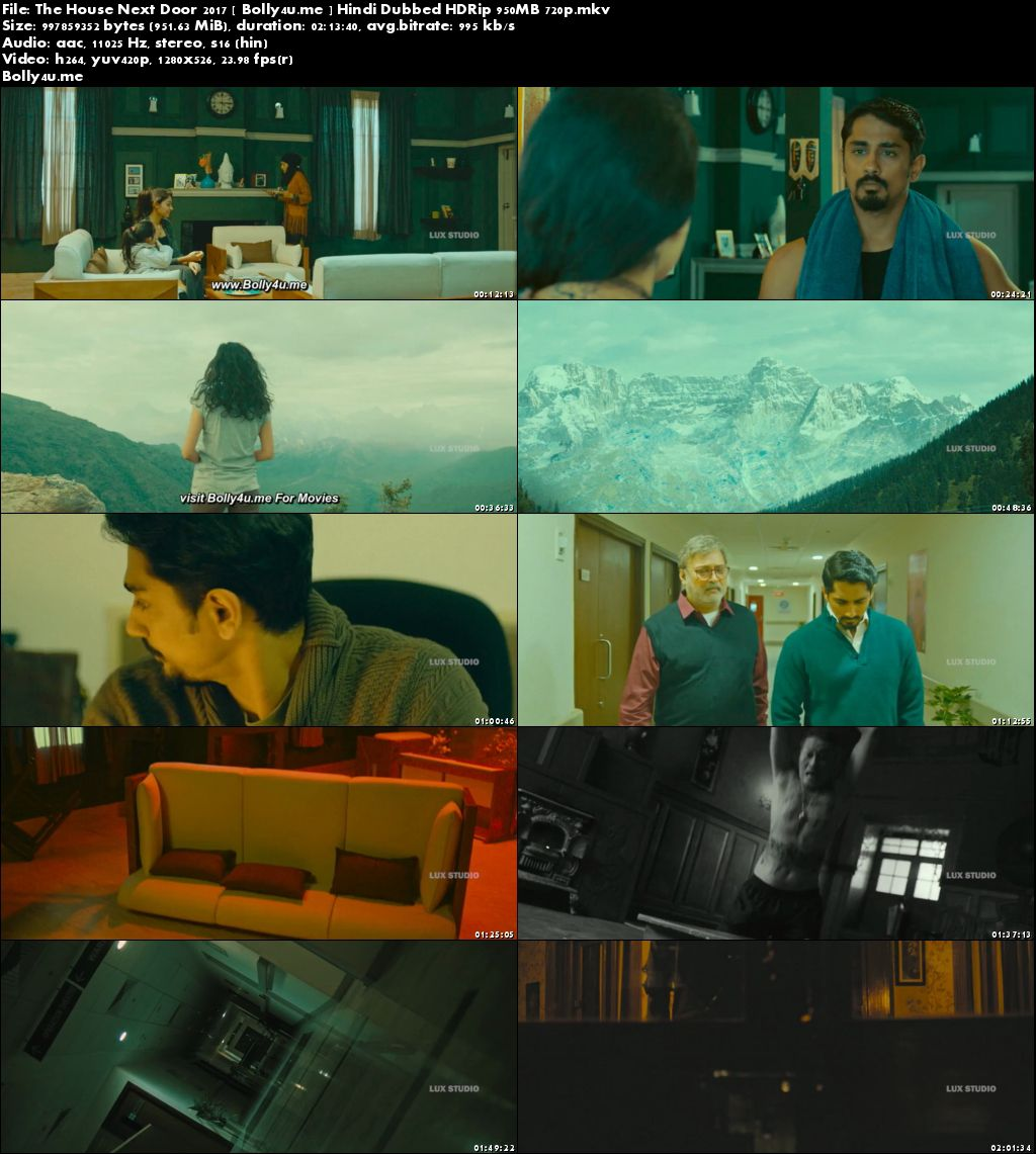 the house next door 2017 hdrip 950mb hindi dubbed 720p