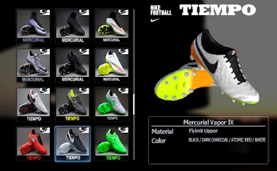 PES 2013 Mini Bootpack by Ronaldo7rm