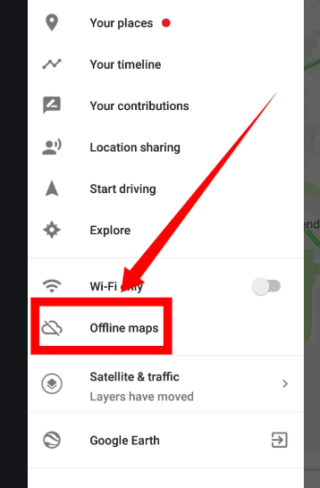 Use google maps offline, this trick you don't know