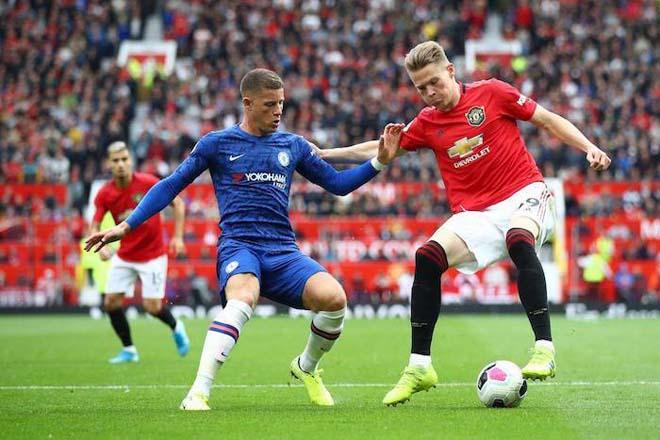 Biến động BXH top 4 Ngoại hạng Anh: Leicester thua thảm, MU - Chelsea hưởng lợi 2