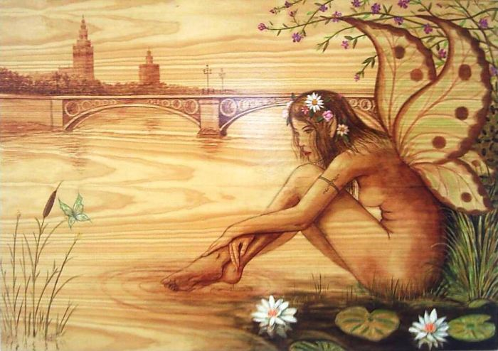Испанский художник. Emilio Romero Rodriguez