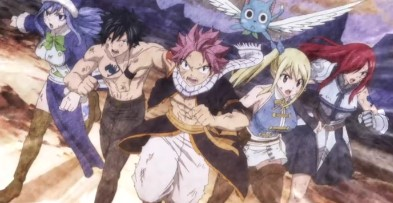 Fairy Tail Final Series – Episódio 01