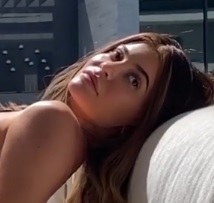 Kylie Jenner looks like supermodel even when lounging in her mansion