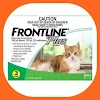 Review Frontline Plus for Dogs & Cats Flea and Tick Treatment 3pcs/6pcs