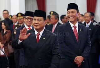 Survei ASI: Prabowo Paling Memuaskan dan Luhut Urutan Ketiga tapi dari Bawah