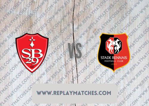 Brest vs Rennes -Highlights 15 August 2021