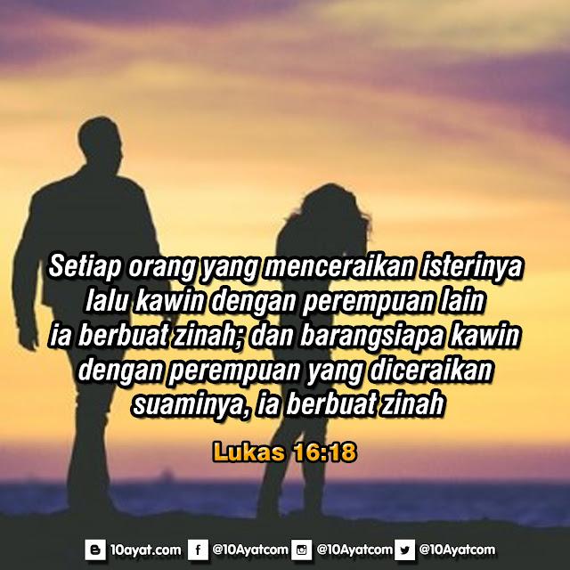 Lukas 16:18