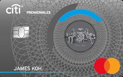 5 Rekomendasi Kartu Kredit Terbaik Untuk Mengumpulkan Miles - Citi PremierMiles Card