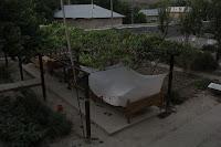 Uzbekistan, Derbent, Shavkat Gastinitsa, topchan, © L. Gigout, 2012