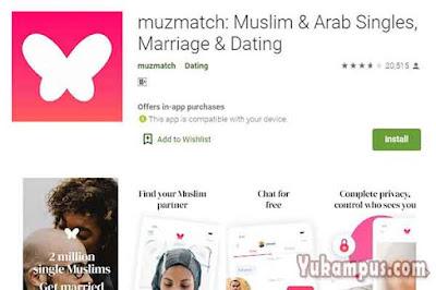 muzmatch aplikasi jodoh islam gratis