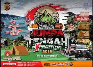 Jumpa Tengah expedition 2019