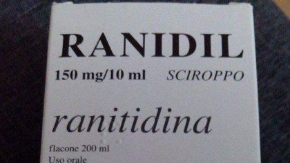 سعر أقراص رانيديل Ranidil لعلاج قرحة المعدة