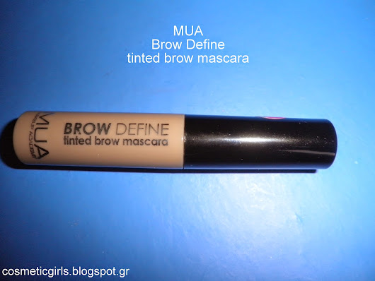 Review MUA Brow Define