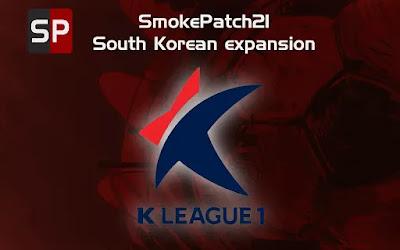 South Korean league pes21
