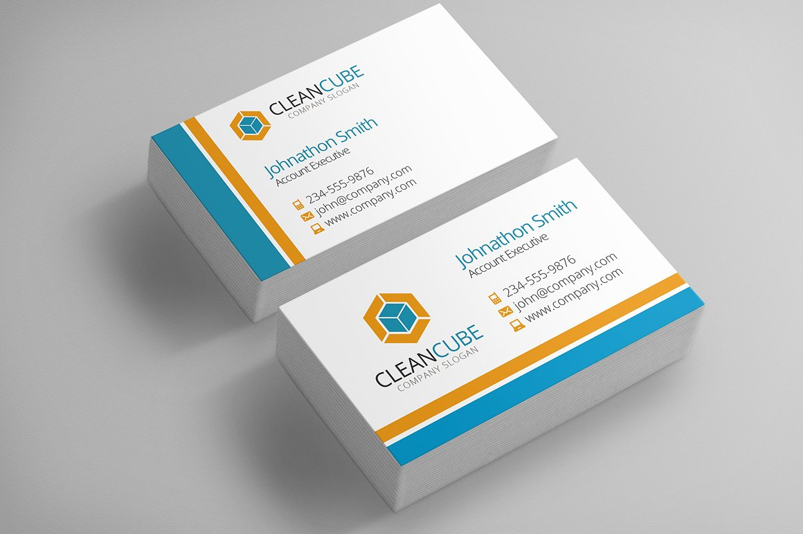 Free executive business card template best business cards for Business card images free