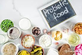 Probiotics food -  immunity booster food