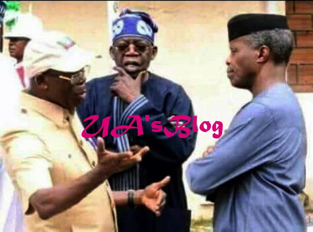 Tinubu Told To Withdraw Support For Oshiomhole To Avert APC Collapse