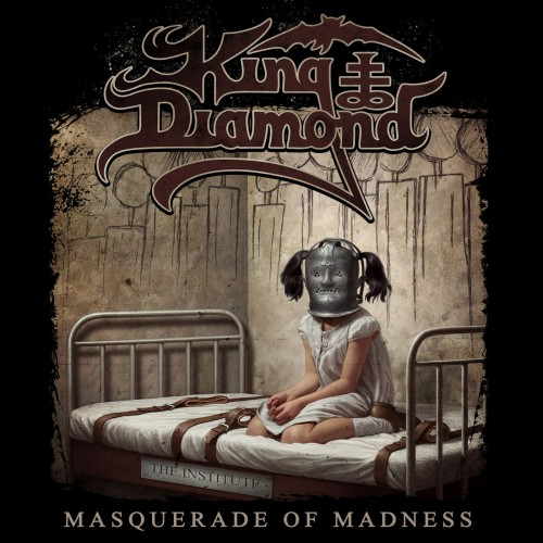 King Diamond - Masquerade Of Madness (Single) (2019)