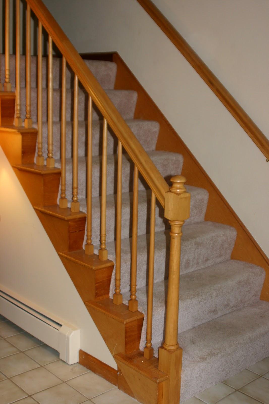 Refinishing Hardwood Stairs
