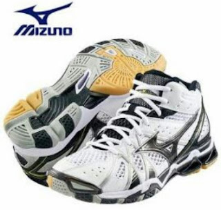 Sepatu Mizuno Tornado 9 High, Sepatu Murah, Sepatu Aerobic, Sepatu Olah Raga, Sepatu Impor