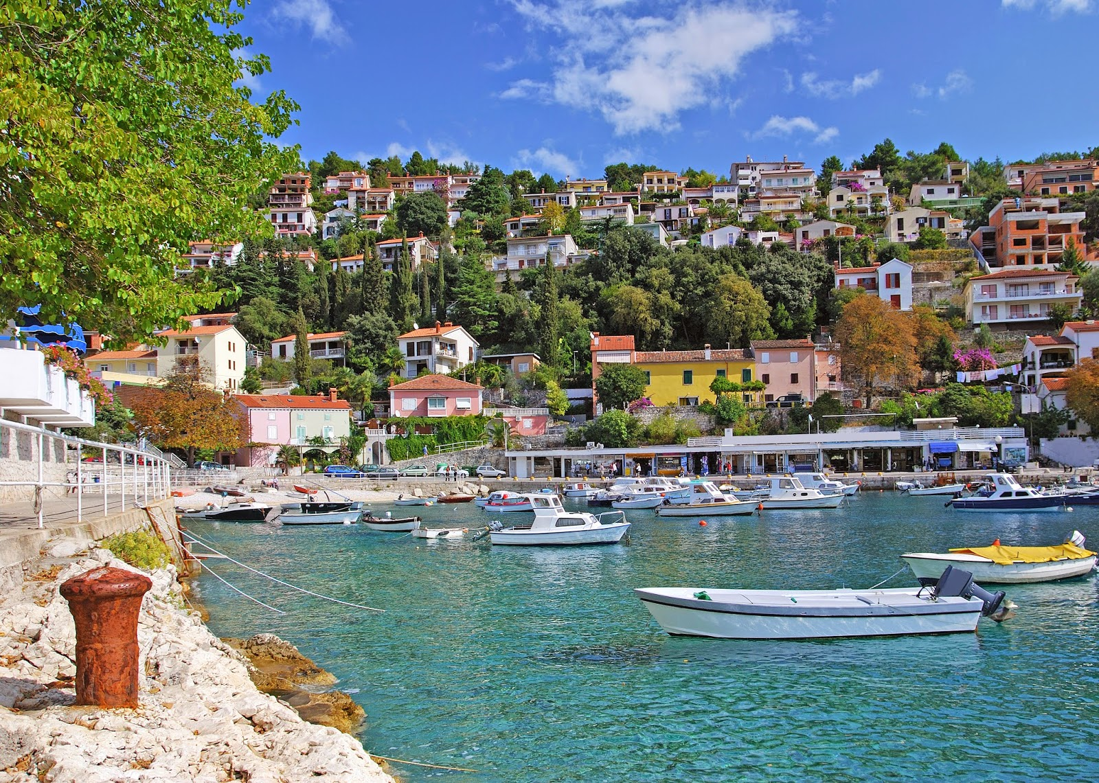 rabac istria croatia road trip travel guide