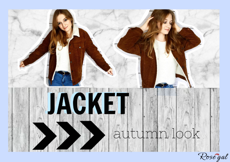 JACKET, AUTUMN LOOK | ROSEGAL