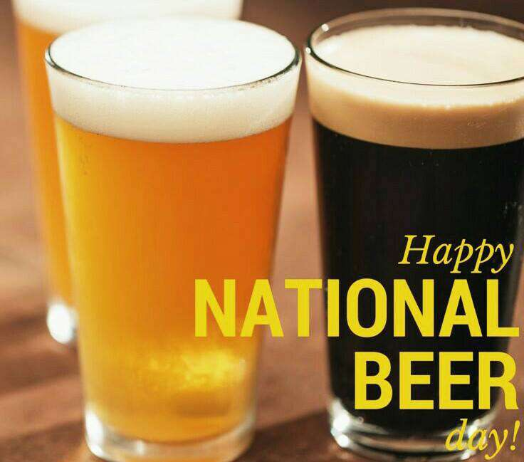 National Beer Day Wishes for Whatsapp