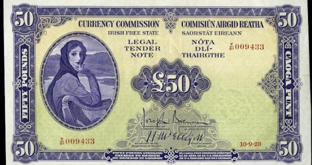 Irish Free State Pound