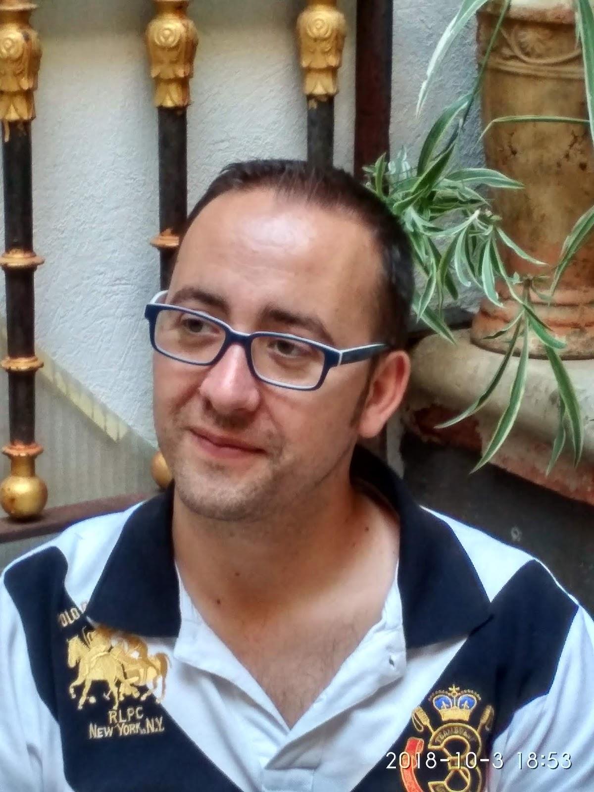 La Gran Biblioteca De David Entrevista Al Escritor Manuel J Quesada Autor De Crónicas Del Destino 16 El Despertar