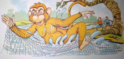 मूर्ख बंदर Moral Stories In Hindi For Class 8