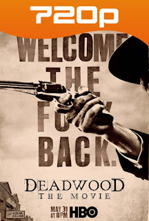 Deadwood La Película (2019) HD 720p Latino