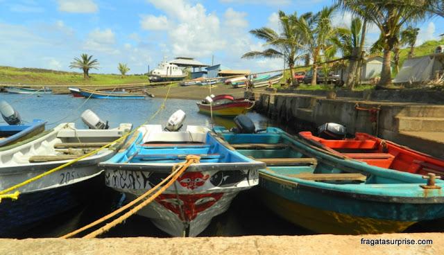 Caleta Hanga Piko, Ilha de Páscoa