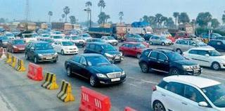 Sankranti Traffic