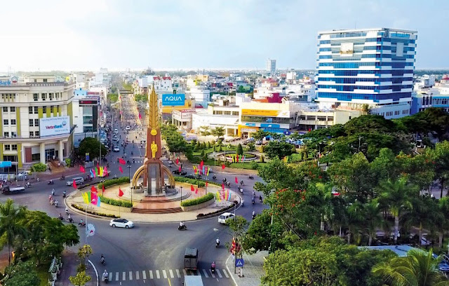 Cơ hội cho đất nền đô thị trung tâm Cà Mau