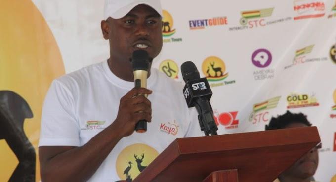 Abeiku Santana partners Intercity STC for 'Njoy Ghana' Tour