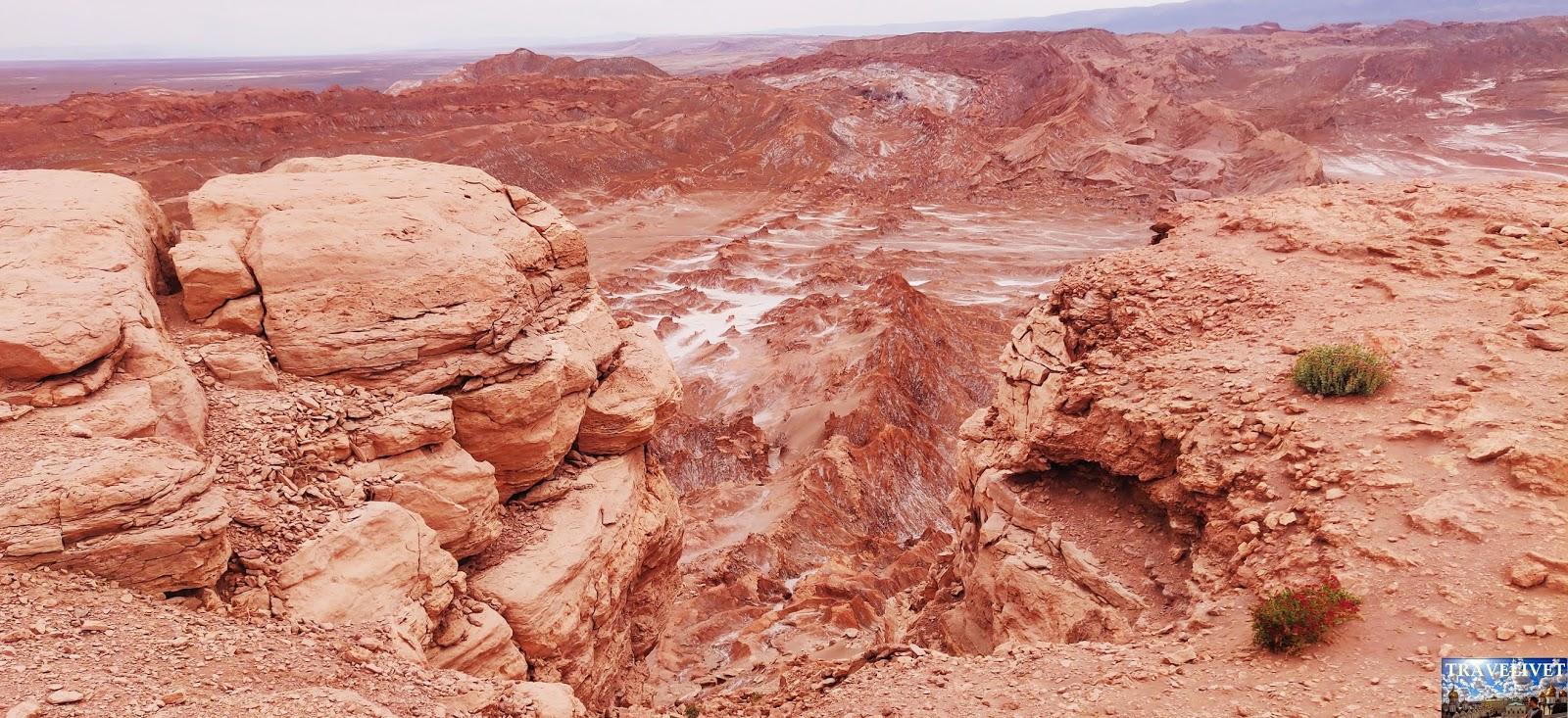 Chili San Pedro de Atacama Vallée de la Mort