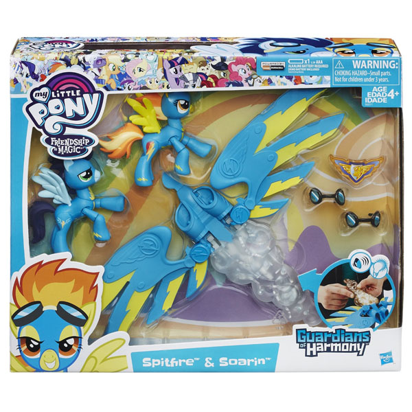 Mlp All Guardians Of Harmony Figures Mlp Merch