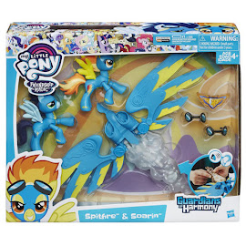 MLP Main Series Figure and Friend Soarin Guardians of Harmony Figure