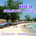 Tour du lịch Campuchia SIHANOUK - PHNOM PENH 4 ngày 3 đêm